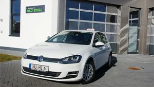 VW Golf VII Automatik